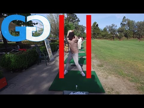 Golf Tips: Set up - Angle of attack - back swing
