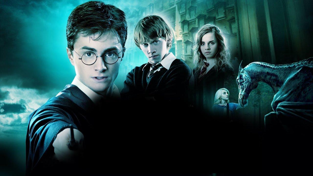 Гарри Поттер и Орден Феникса (Harry Potter and the Order ...