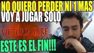 EL FIN!! IWO SE PALTEA CON TODO EL EQUIPO ROCKET - DOTA 2