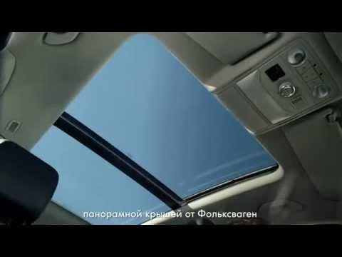 BMW X5 e70 Панорамный люк - YouTube