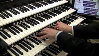 Swing Low, Sweet Chariot arr. Richard Elliott | Hauptwerk Virtual Pipe Organ