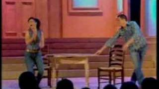Ruthie Henshall and John Barrowman - Anything You Can Do