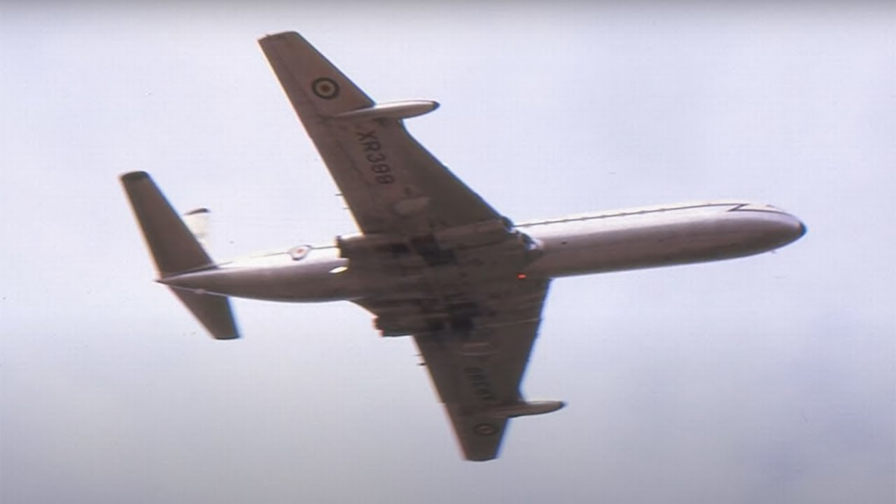 Did Square Windows Cause this Plane to Crash?