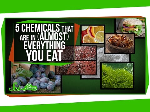5 Chemicals That Are In (Almost) Everything You Eat