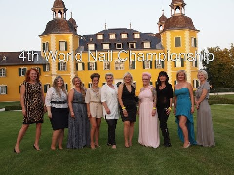 4th World Nail Championship 2015 in Velden - Austria