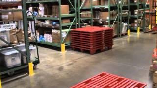 Safe 8 - Wegmans Eastway Store Safety Video