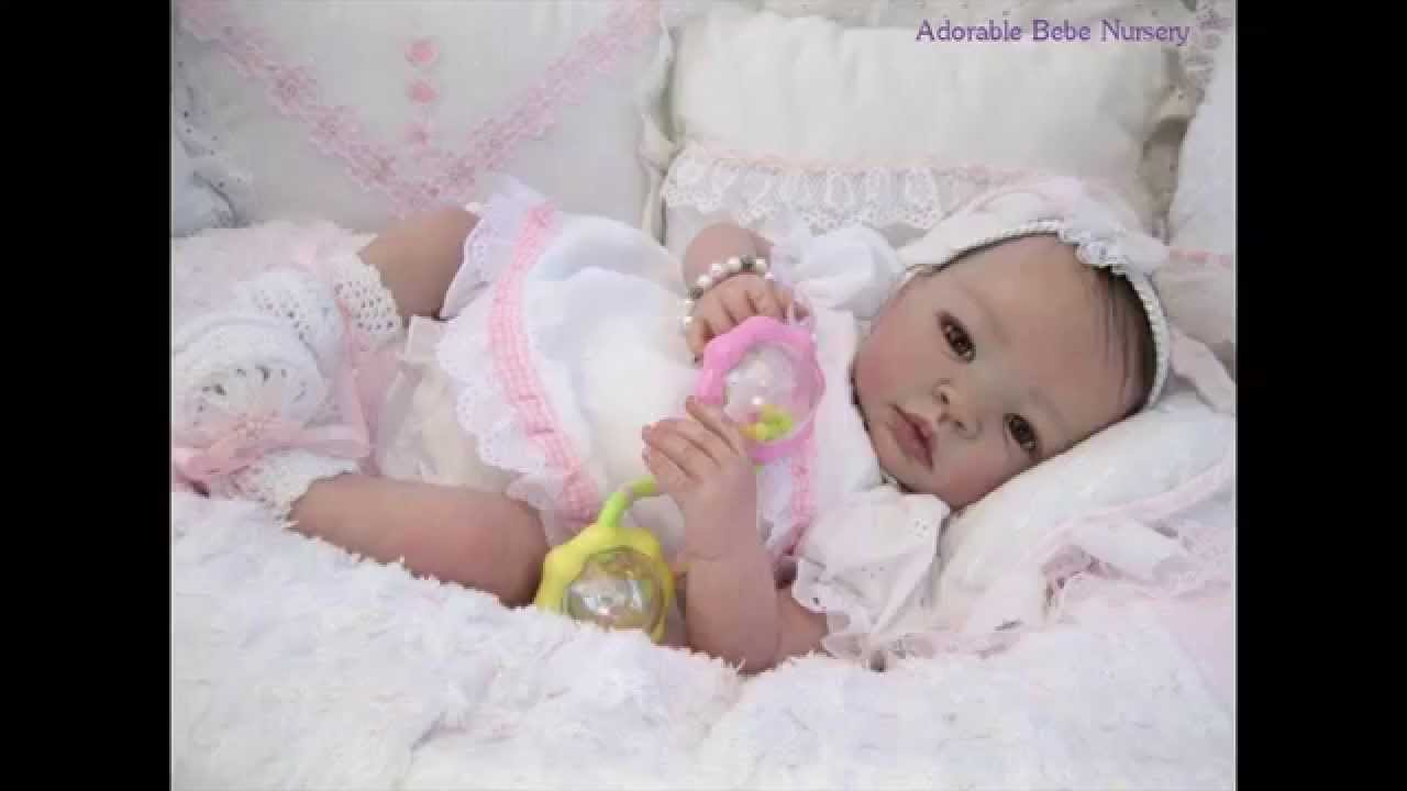 Silicone Baby Dolls For Sale Youtube