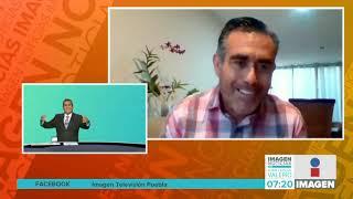 Volumen de socavón || Noticias con Juan Carlos Valerio