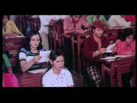 Ankhiyon Ke Jharokhon Se - 7/13 - Bollywood Movie - Sachin & Ranjeeta