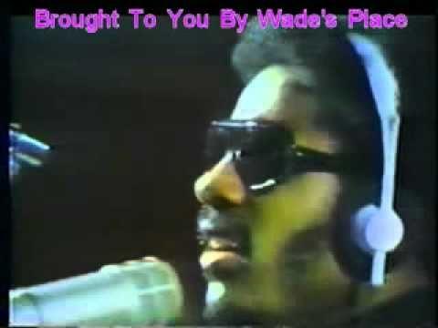 Stevie Wonder All In Love is Fair 1971
