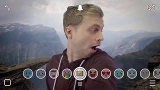 Repeat youtube video Snapchat 2.0 Trailer