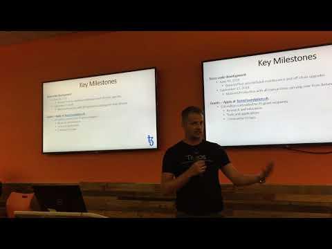 Tezos Meetup – Boulder Blockchain 11-7-18