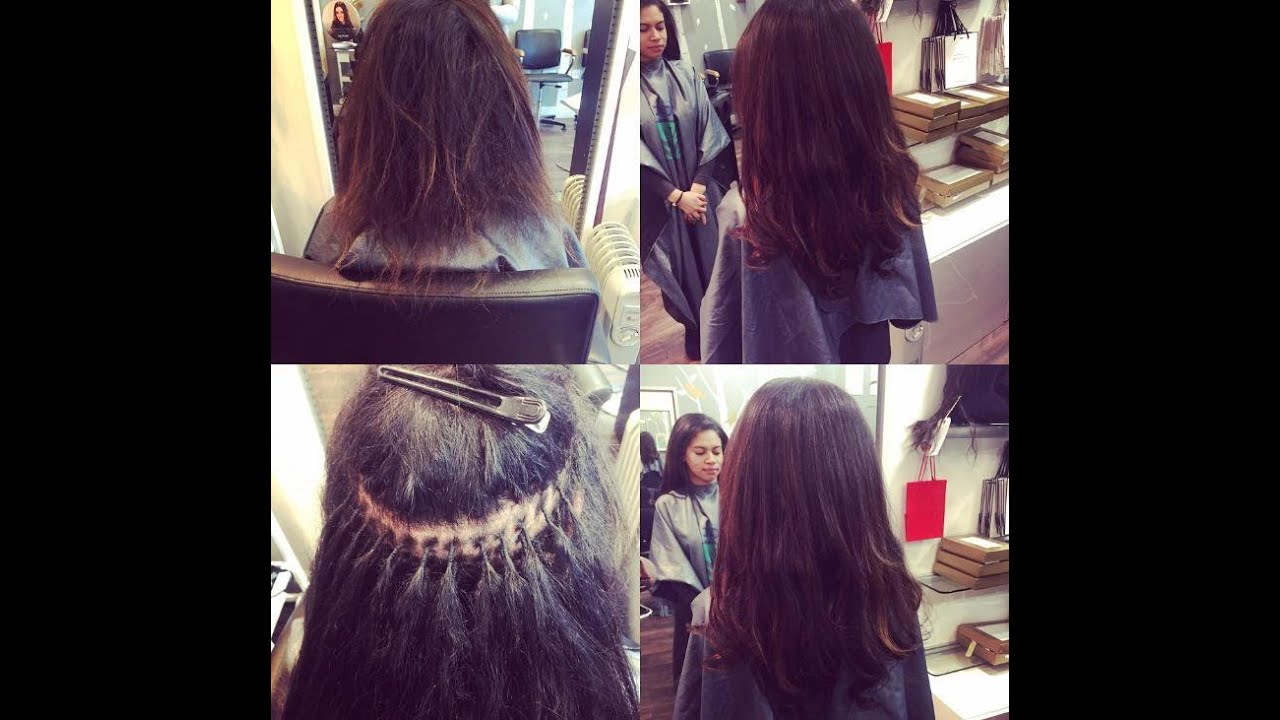 Brazilian Knots Hair Extensions at Hair Definitions - YouTube