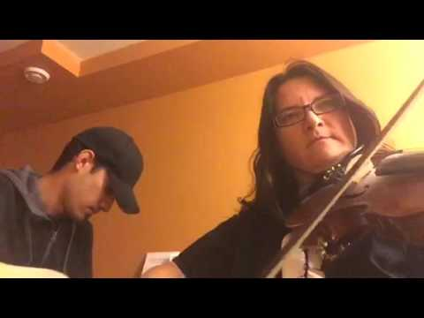 Day 305 - Saratoga Reel - Patti Kusturok's 365 Days of Fiddle Tunes