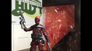 Star Wars The Force Awakens The Black Series 6 Inch Guavian Enforcer Action Figure Review