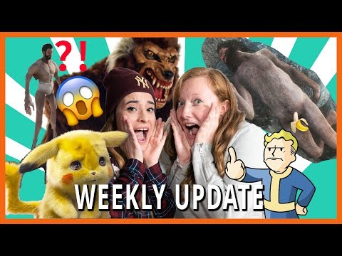 Nackter Werwolf In RDR2, Harry Potter Go Und Fallout 76 In Der Kritik | Weekly Update