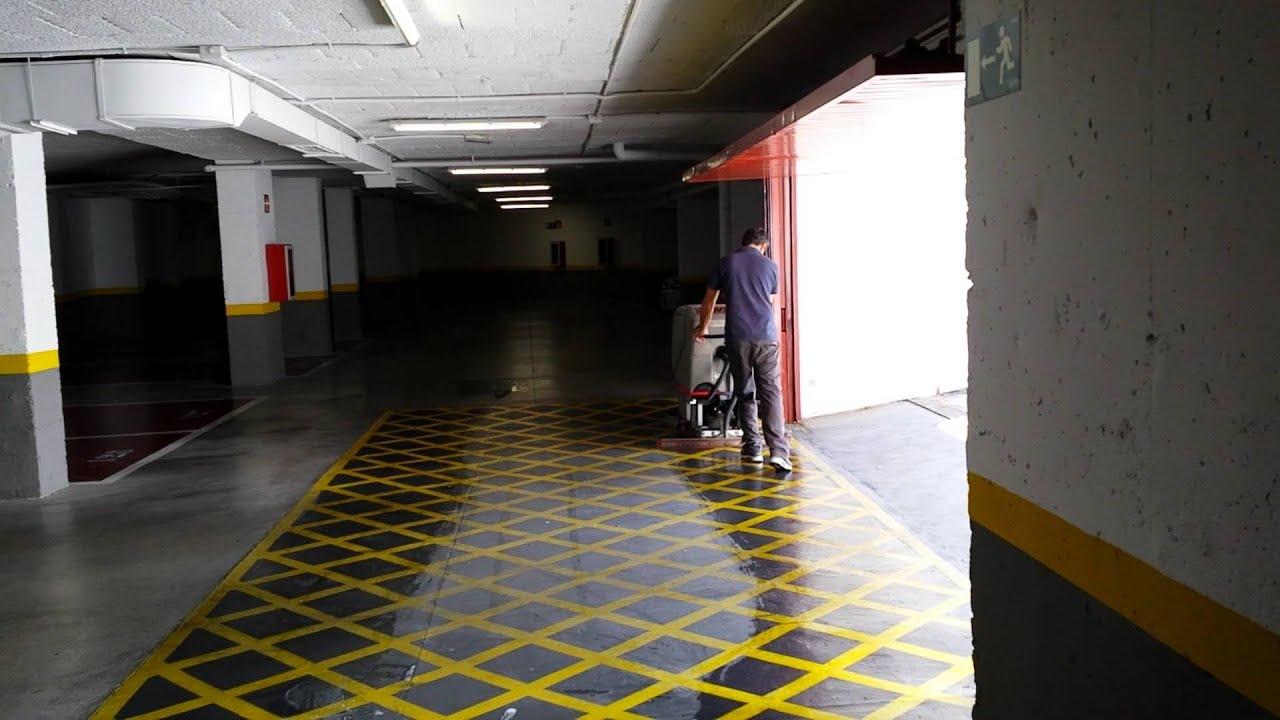 Limpieza de garajes madrid 916191135 limpieza garajes for Limpieza de jardines madrid