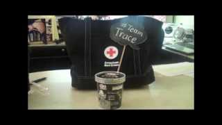Red Cross Taste Test: Maple Macadamia Mash Up - Trace Adkins, Celebrity Apprentice