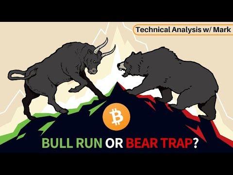 Bitcoin Bull Run or Bull Trap? - Technical Analysis