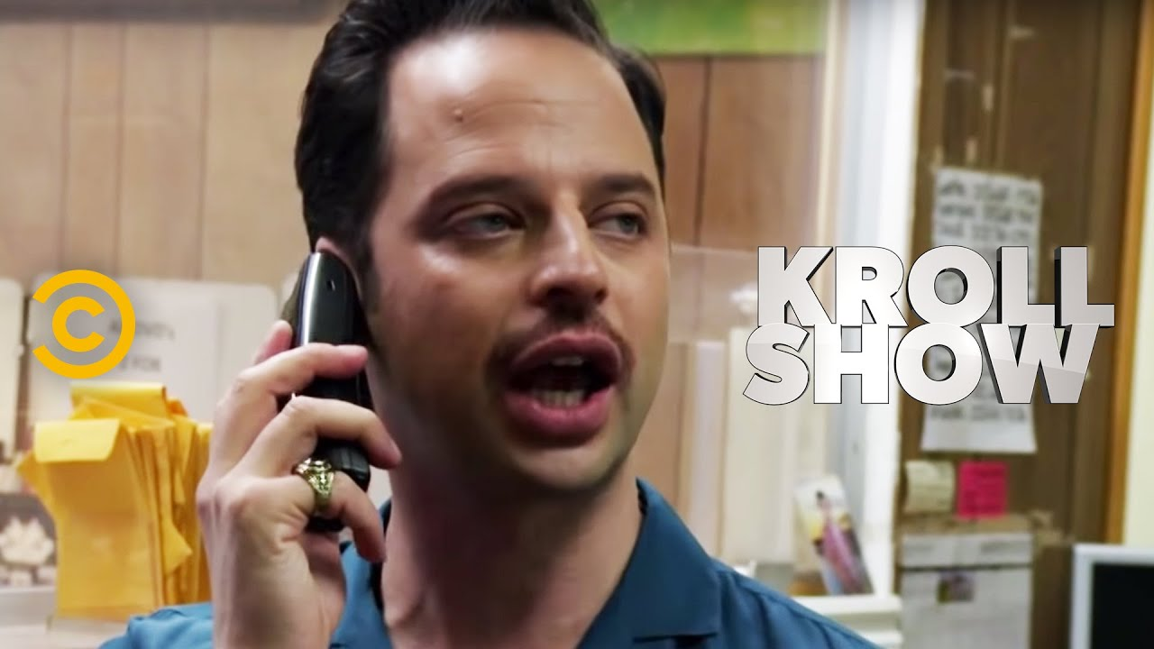 ice dating kroll show Watch kroll show online  kroll show: show highlights nick kroll's incredible ability to transform himself into hilarious characters  e7 - ice dating - 2013.
