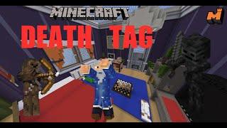 Minecraft: Death Tag (Mineplex MiniGame) #1 w/JiWizard