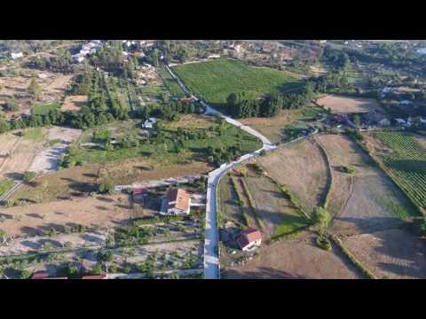 Inauguração estrada Mangualde Mesquitela