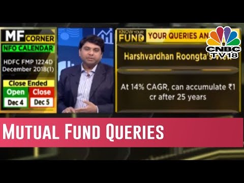 Harness The Power Of Mutual Funds With Harshvardhan Roongta | MF Corner