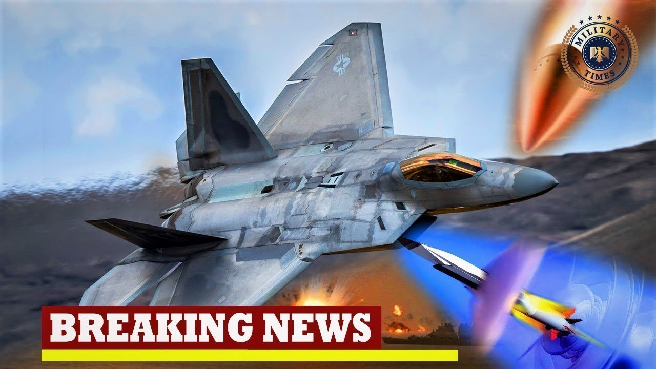 Can China Track and Shoot Down the F 22