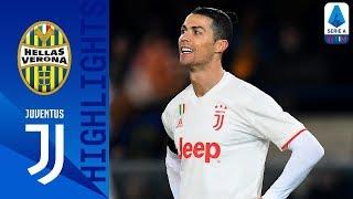 Hellas Verona 2-1 Juventus | Verona in Comeback Win as Cristiano Scores Again! | Serie A TIM