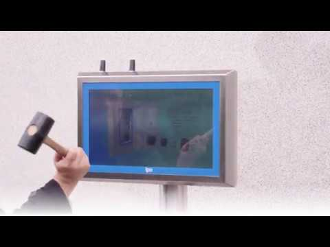 INOX RUGGED IP69 IHM TOUCH PANEL PC ODYSSEE WT