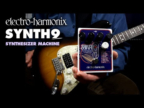 Electro-Harmonix SYNTH9 Synthesizer Machine
