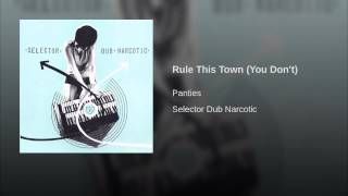 Rule This Town (You Don