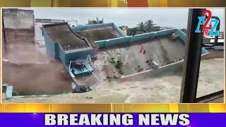 House Collapse due to Heavy Rain Landslide  in ''Kerala and Madikeri'' A2Z TV