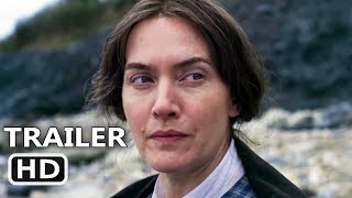AMMONITE Trailer 2 (2020) Kate Winslet, Saoirse Ronan, Drama Movie