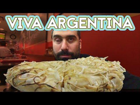 LA MEJOR PIZZA DE BUENOS AIRES - ARGENTINA