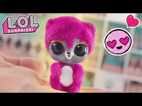 LOL Surprise! | Fuzzy Pets | Commercial