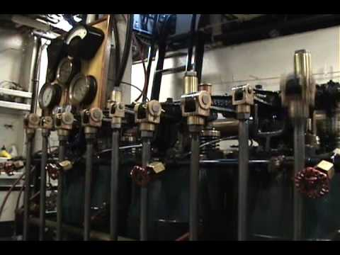 Washington Iron Works Diesel Engines