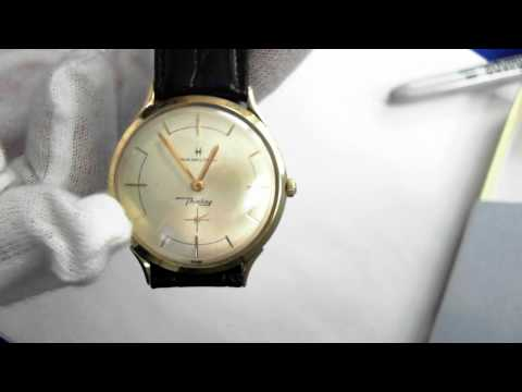 Vintage 14k Hamilton (Circa 1967) Dress watch - Thinline 3001