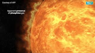 Venus gas linked to life on Earth