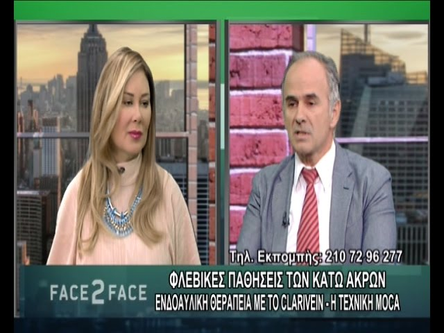 FACE TO FACE TV SHOW  382