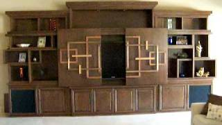 Ct Design Entertainment Center