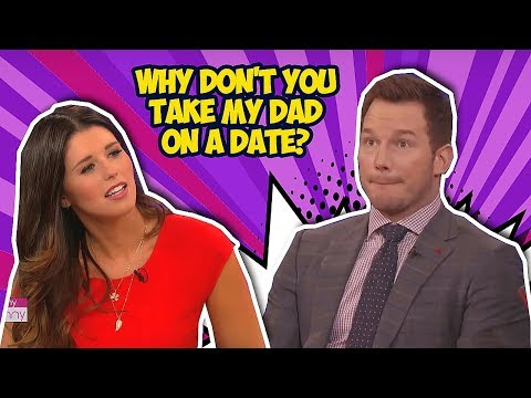 Chris Pratt's New Fiance - Katherine Schwarzenegger Best Moments