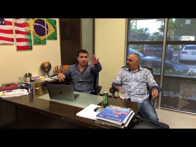 """Entregando Valor - Episódio """"Viagens e Negócios"""" O Negócio do Século 21 - Luis Miranda USA e Mike"""