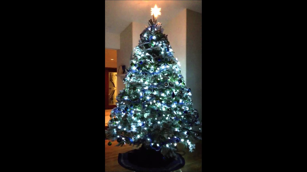Christmas Tree Trunk Lights