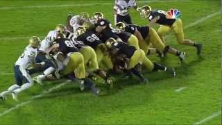 Notre Dame 2012 Full Season Highlights (Epic 35min Chronological) Smyers528