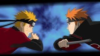 Naruto Vs Pain Demons {AMV}