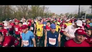 ORLEN Warsaw Marathon 2014 - OFFICIAL VIDEO