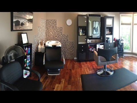 hqdefault Home Salon Designs on care instructions, decor for, open style, garage hair, shampoo bowls for,