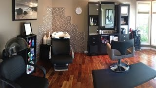 Home Hair Salon - Home Hair Salon Tax Advantages Are HUGE!!!