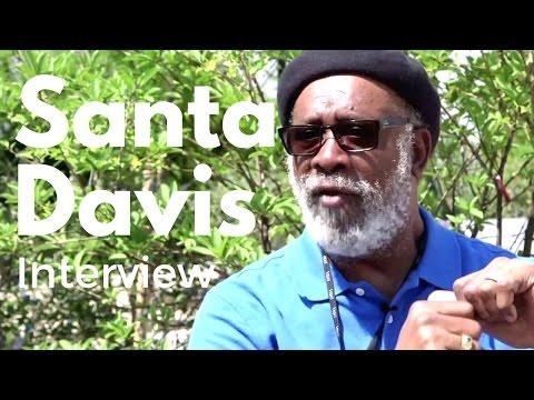 Santa Davis speaks on Life and Death of Peter Tosh